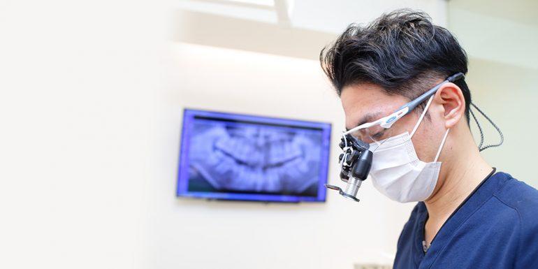 審美歯科へのこだわり